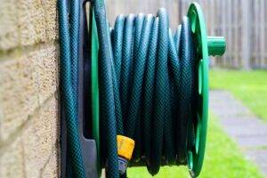 A picture of a hose pipe